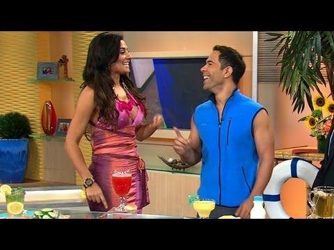 José Fernández habló de las bebidas que bajan el abdomen - YouTube