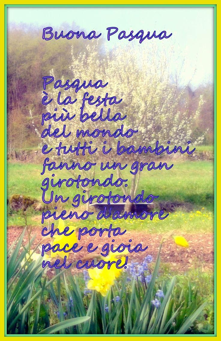 Maestra Caterina: Poesia di Pasqua