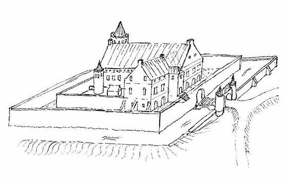 Voormalig kasteel Schuilenburg, Hellendoorn