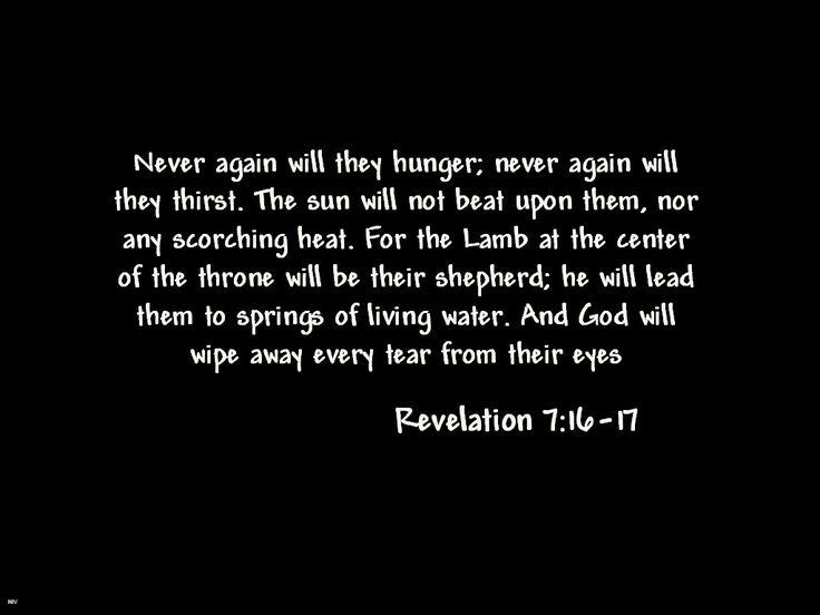 Revelation Bible Verses About Death | Nous pouvons y puiser plusieurs informations relatives à la vie d'ICC ...