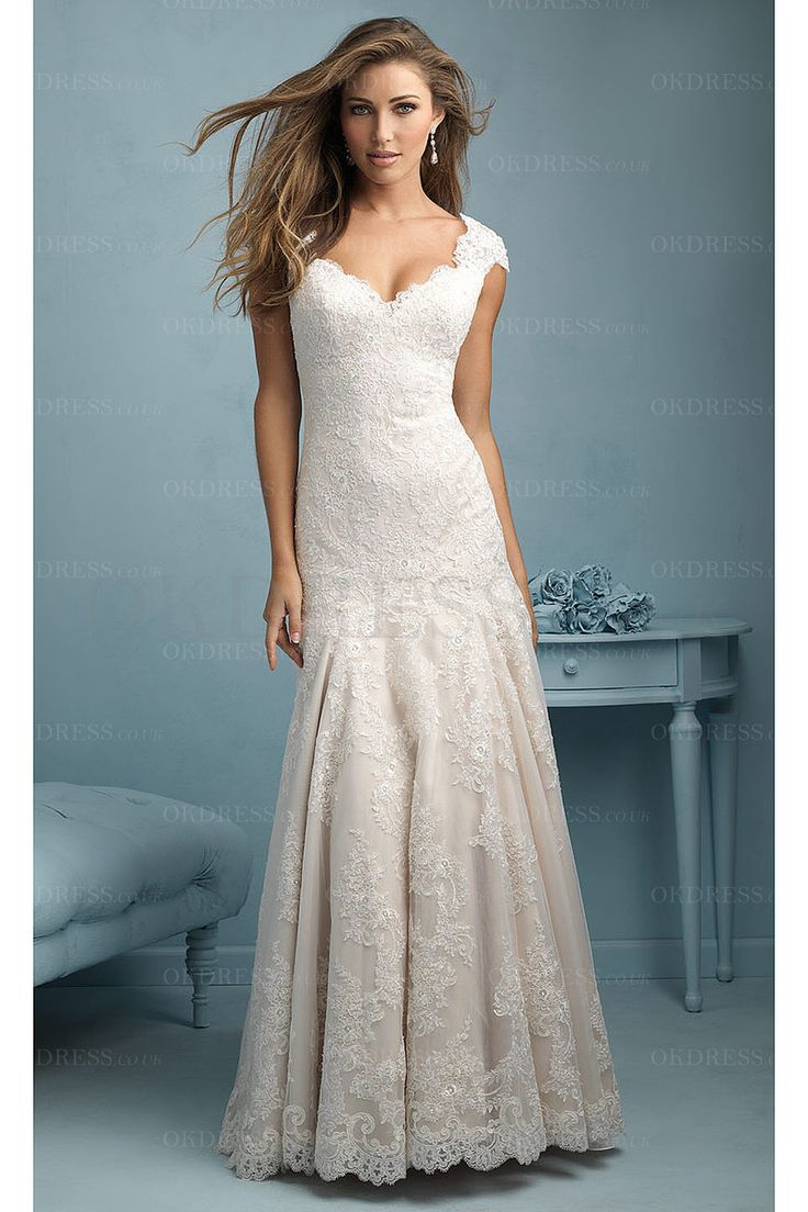 161 best Wedding Dresses images on Pinterest | Short wedding gowns ...