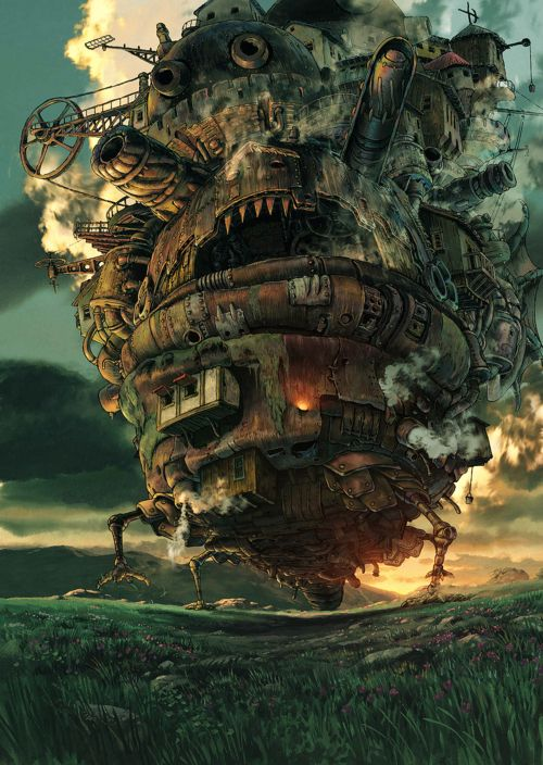 Howl's Moving Castle    favourite