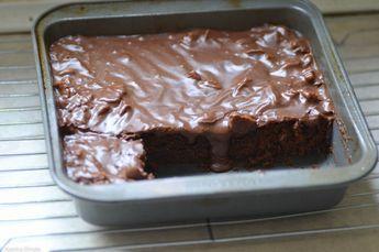 Small batch - Texas Sheet Cake // Warm Vanilla Sugar