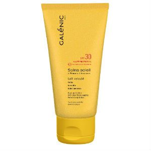 Galenic Soins Soleil Lait Veloute Corps HP SPF30 150ml