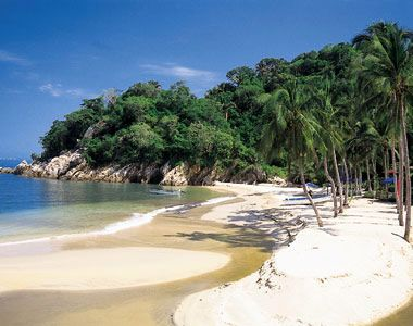 Phu Quoc, Vietnam. Mango Beach has 31 bungalows, equipped for a relaxing vacation.