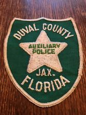 Ducal County Auxiliary Police Patch