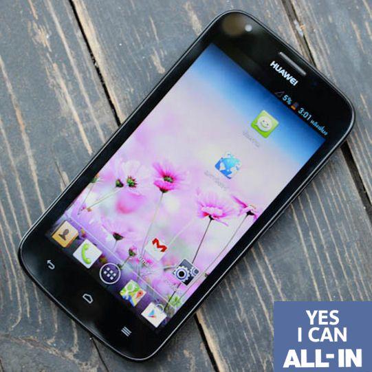 Se attivate l'opzione ALL-IN ONE a 10 € al mese potete avere minuti ed sms illimitati, Internet veloce 2 GB e il #Huawei Ascend Y600 può essere vostro a soli 55€. Approfittate adesso della promo Emoticon wink
