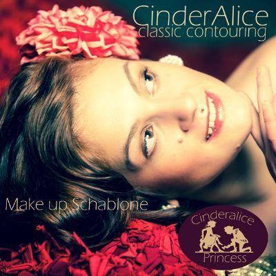 Make up,Make up Schablone,Gesicht konturieren,konturieren und highlighten,Foto Make up,Gesichtsform,Stephanie und Wieland von Westernhagen
