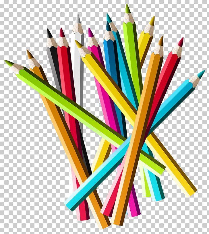 Colored Pencil Png Clipart Clip Art Color Colored Pencil Colorful Pencil Png Colored Pencils Pencil