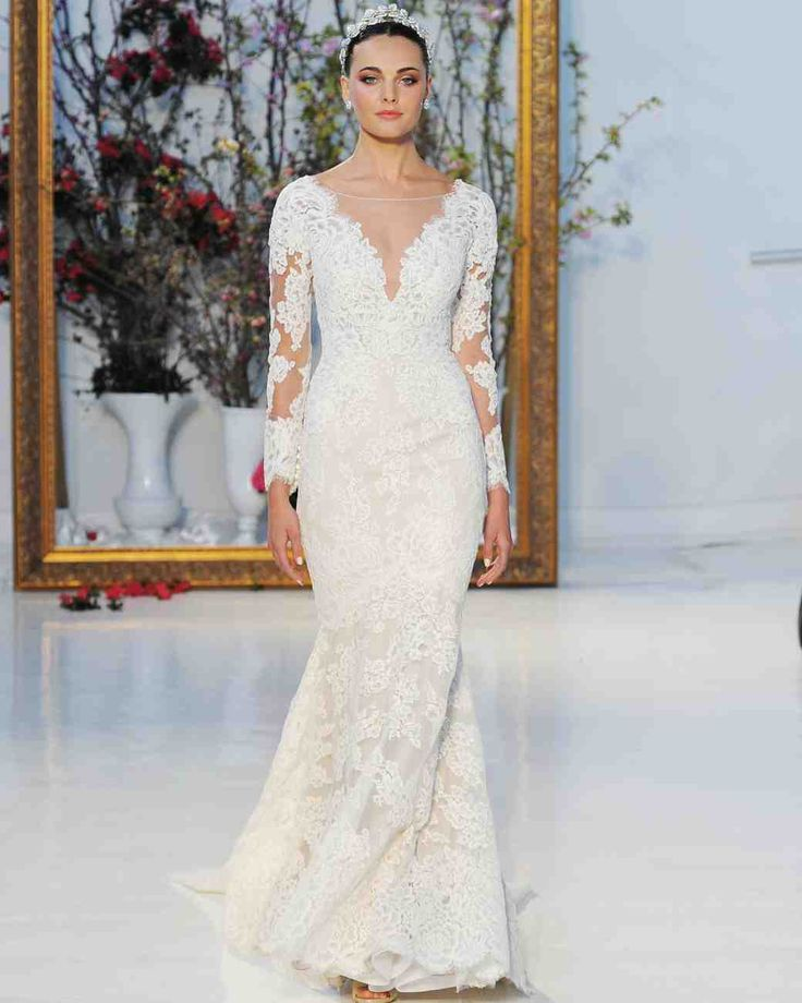 The 9 Best Wedding Dress Trends From Bridal Fashion Week