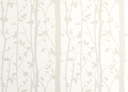 white leaf wallpaper