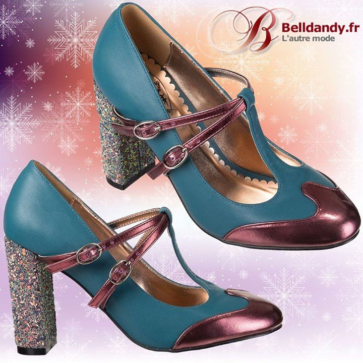 Noir Rose Bleu ou Vert ?  Chaussures Escarpins Pin-Up Rockabilly 50s Modern Love Glitter  http://www.belldandy.fr/catalogsearch/result/?q=BNBND139  Profitez de -10% sur tout le site www.belldandy.fr avec le code : FACEBOOK https://www.facebook.com/belldandy.fr/photos/a.338099729399.185032.327001919399/10154776471059400/?type=3www.belldandy.fr avec le code : FACEBOOK https://www.facebook.com/belldandy.fr/photos/a.338099729399.185032.327001919399/10154776471059400/?type=3