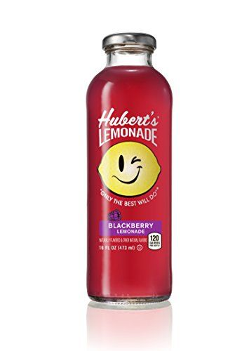 Hubert's Lemonade, Blackberry, 16 Ounce (Pack of 12) >>> Read more info by clicking the link on the image.