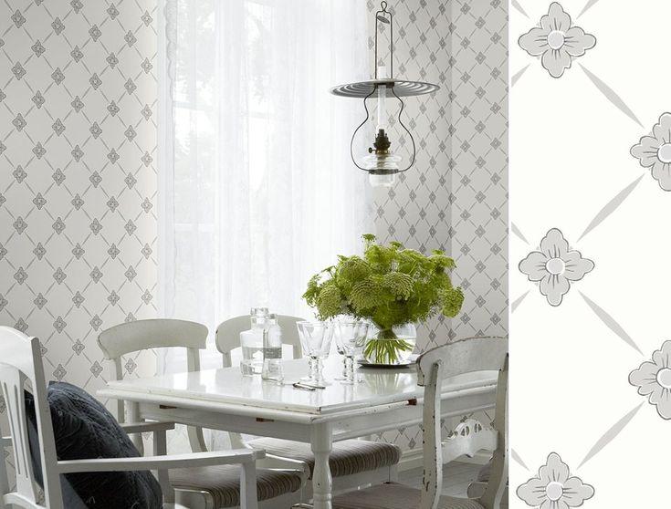 Papier peint linné collection anno boråstapeter au fil des couleurs papierpeint