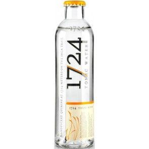 1724 Tonic Water - Das perfekte Tonic Water für Gin Mare und andere aromatische Gins mit dem gewissen Etwas!