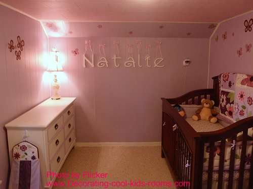31 Best Images About Twin Girl Nursery Ideas On Pinterest