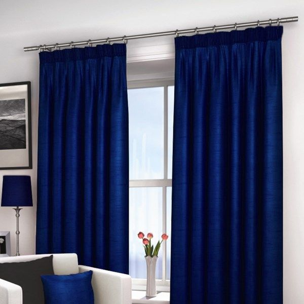 17 Best ideas about Black Pencil Pleat Curtains on Pinterest ...