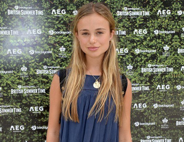 Lady Amelia Windsor attended the BST Hyde Park Festival