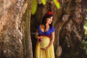 Esta fotógrafa no quiso tomar las típicas fotos de mujeres embarazadas y las c…
