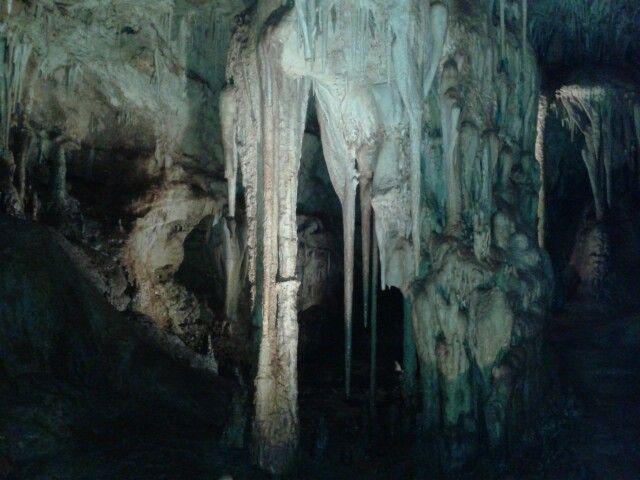 Tantanoola caves