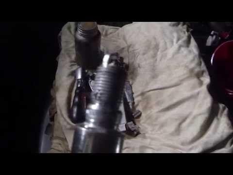 how to change spark plug on a tercel 97