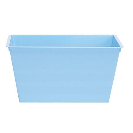 Italio Flexi Tub Rectangular Light Blue 4.5L