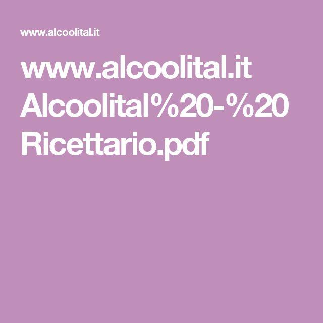 www.alcoolital.it Alcoolital%20-%20Ricettario.pdf