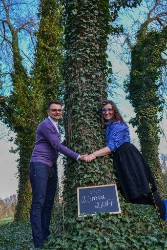 Save the date, botanical garden Craiova