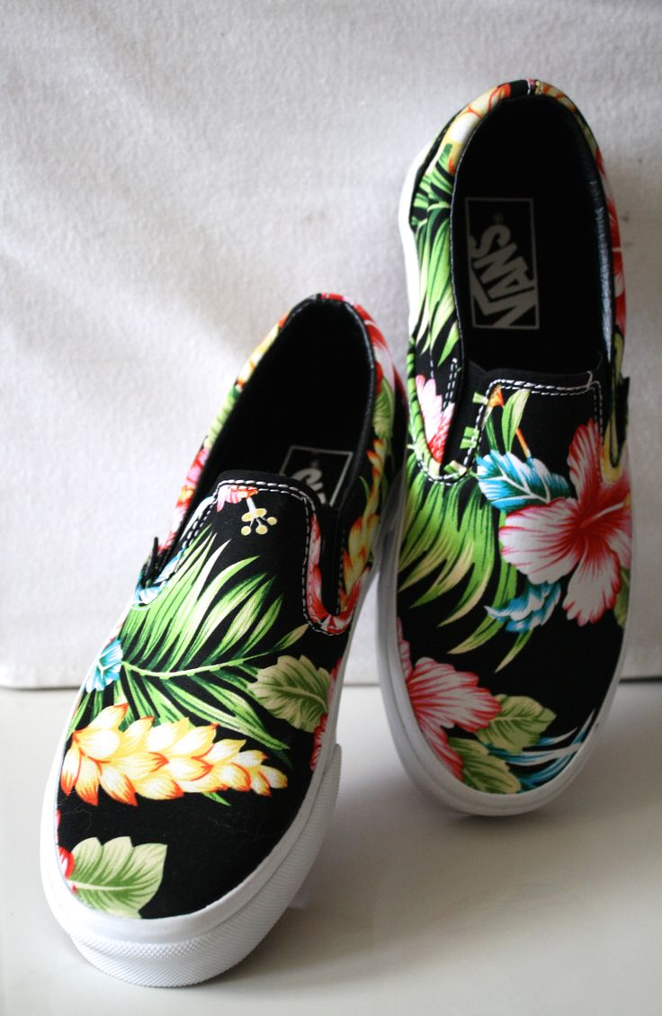 Vans Tropical Slip-ons