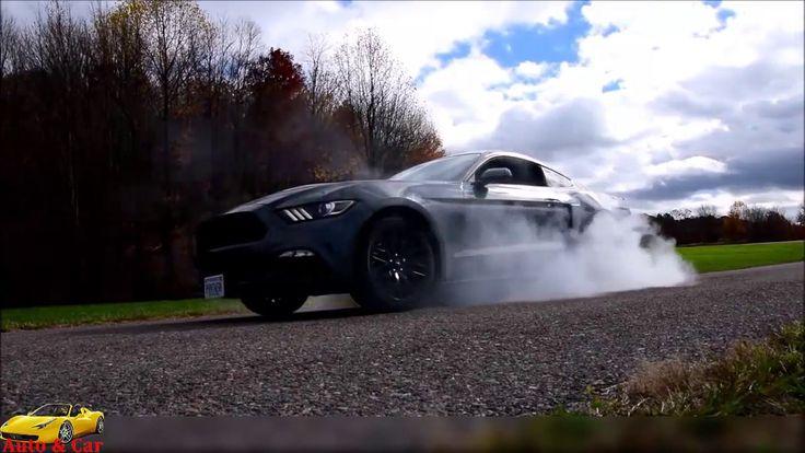 Corvette, Hellcat, Camaro, Mustang, Viper - Brutal Burnout! Special