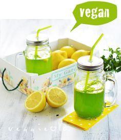 Lemoniada z pietruszki