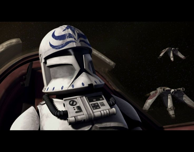 Axe is a veteran clone trooper pilot who served in the Galactic Republic Navy. During the Clone Wars