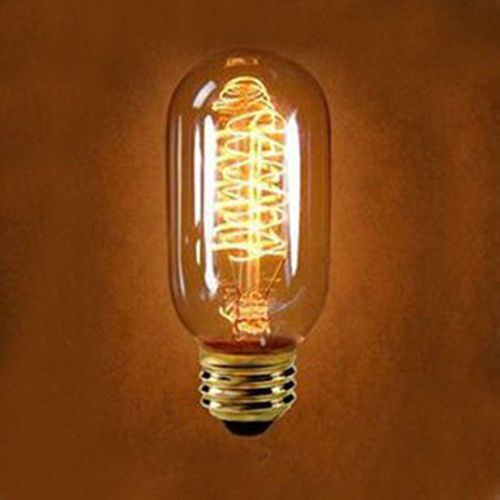Amazing Details zu Edison Weinlese Antike E Gl hlampen W V Beleuchtung Droplight T Bars