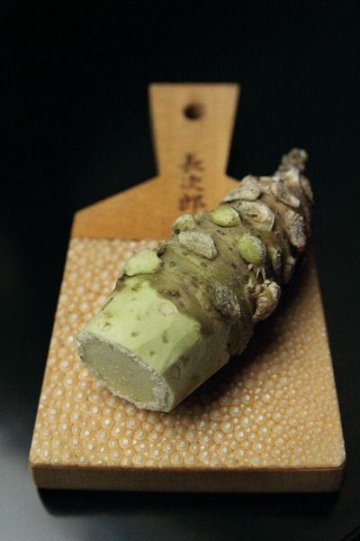 The Hot and Spicy Wasabi / Tokyo Pic