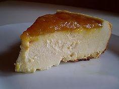 Tarta de queso 0%. Apto Dukan.