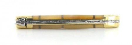Couteau Laguiole Aveyron Corne