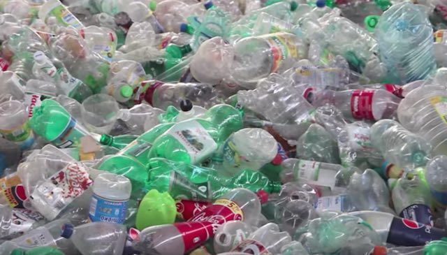 Netherlands to Build Roads With Recycled Plastic From the Ocean