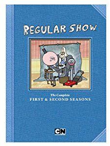 Amazon.com: Regular Show: The Complete First & Second Seasons: J.G. Quintel, William Salyers, Mark Hamill: Movies & TV