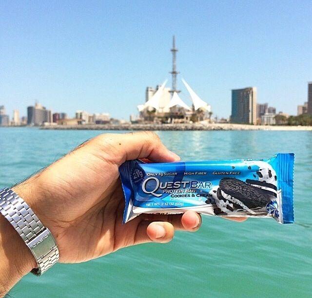 Quest Bar deliciosas barritas proteicas, con un alto contenido en fibra y un reducido contenido en carbohidratos. http://www.naturmuscle.com/proteicas/644-quest-bar-x12-und.html#/sabores-cookies