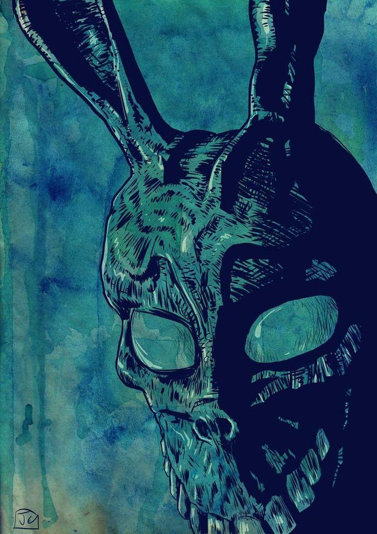 Donnie Darko by *giuseppecristiano on deviantART