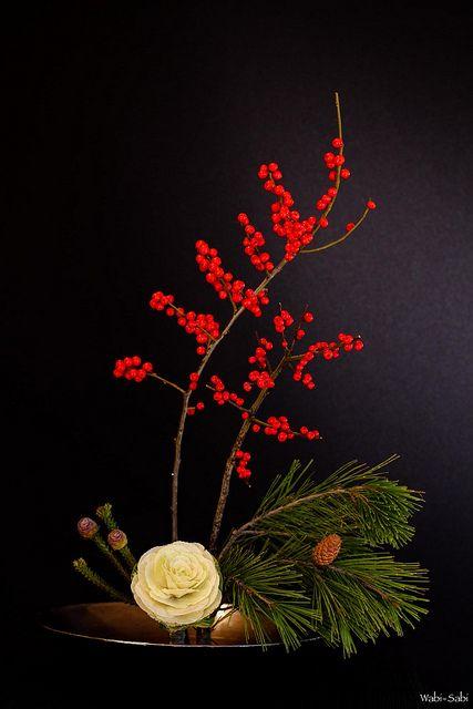 nadal 14 | Wabi-Sabi Ikebana | Flickr