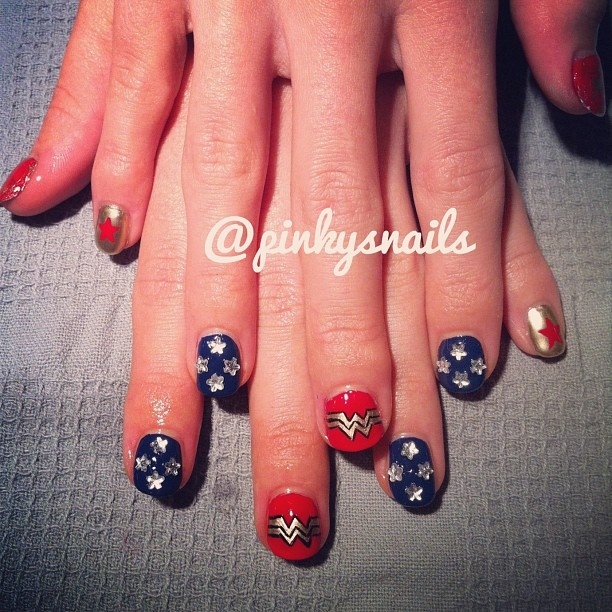 Nails Wonder Woman Can Nail Art Be Feminist: 1000+ Images About Fantasy Eyes On Pinterest