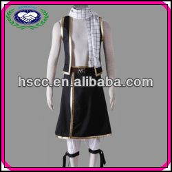 2013 OEM Fairy Tail Japanese Anime Cosplay Costumes for Sale Manufacturers $60.85~$70.85