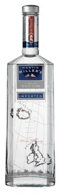 Martin Miller's Gin - A silky smooth, citrusy gin made with water from Iceland: http://www.ginjourney.co.uk/gin-reviews/martin-millers-gin/