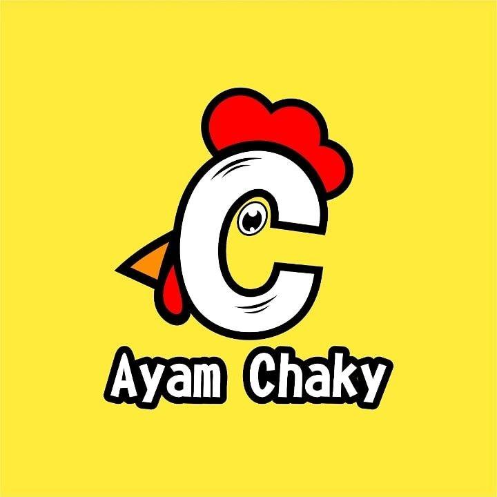Logo Ayam Geprek Chaky Ayamchaky Id