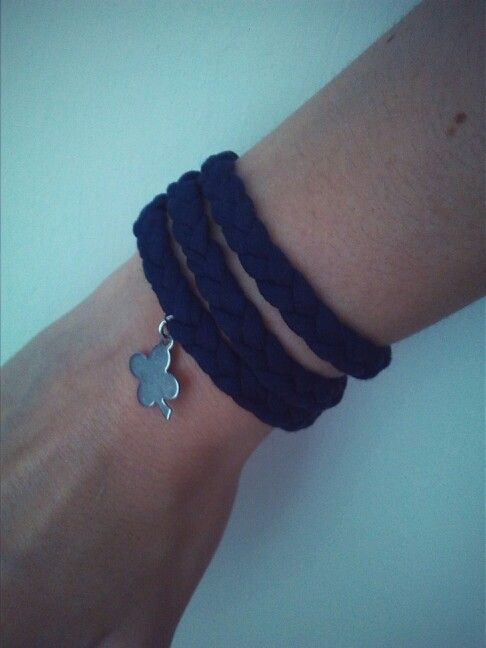 Trapillo bracelet diy :)