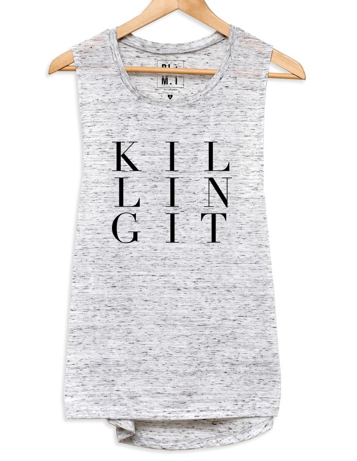 Killing It Muscle Tank from Luciana