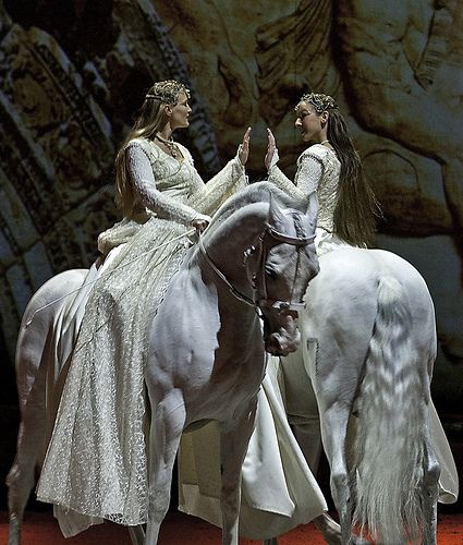 Cavalia - Mirror The best show I've ever seen. Go to it if u are lucky enough to get the chance ;)
