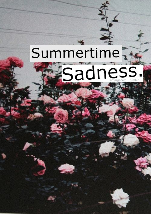 Lana Del Rey #LDR #Summertime_Sadness