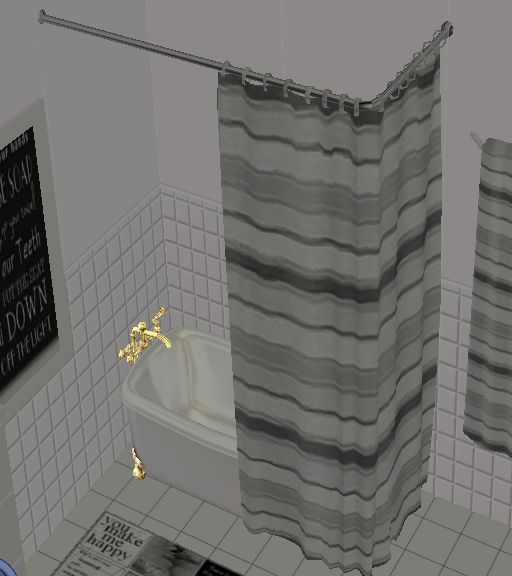 Sims 2 April In The Shower Bathroom Sets   Downloads   BPS Community.  Badezimmer ...